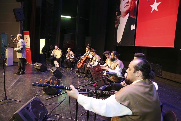 Beykoz'da Kutlu Doğum'a ilahili kutlama