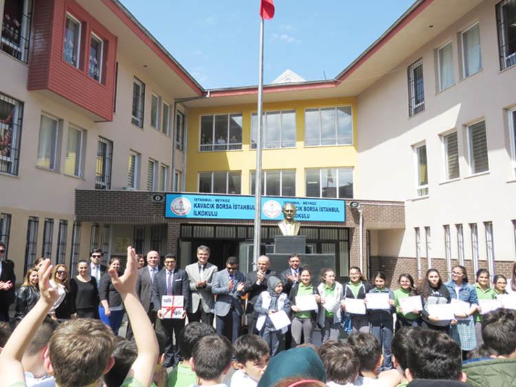 Türkiye İstatistik Günü etkinlikleri Beykoz'dan başladı