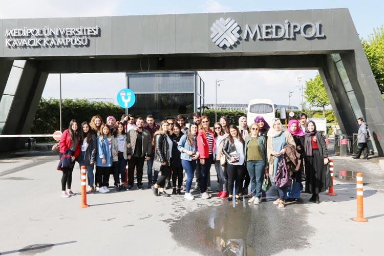 Üniversite öğrencilerine Beykoz'da turizm gezisi
