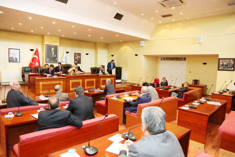 Beykoz Meclisinde Göksu pazarı konuşuldu