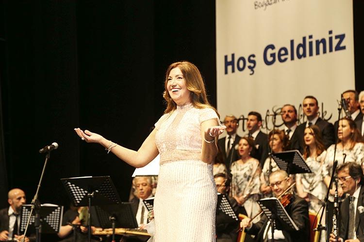 Beykoz Belediyesi Musiki Topluluğu'ndan bahar konseri