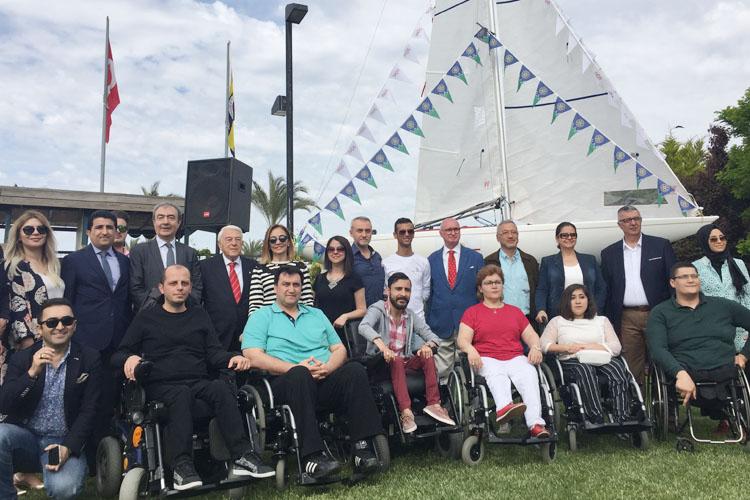 Beykoz'dan engelliler için hayati proje