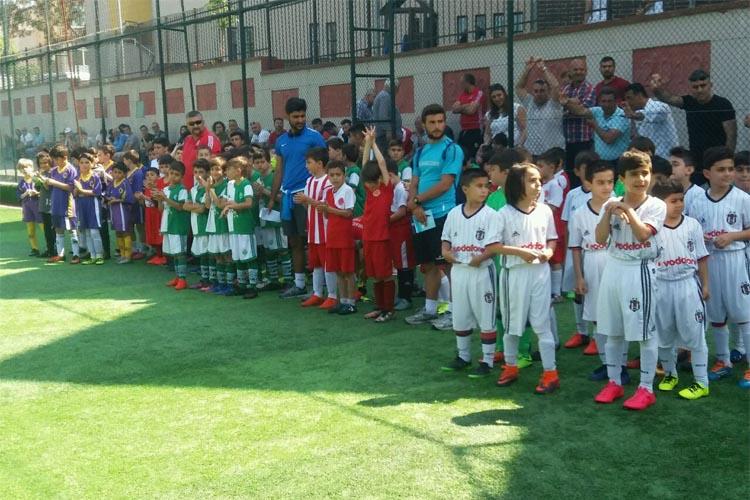 Beykoz'da Yusuf Topraklı Turnuvası keyif verdi