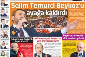Dost Beykoz Gazetesi Mart 2017... 168. Sayı