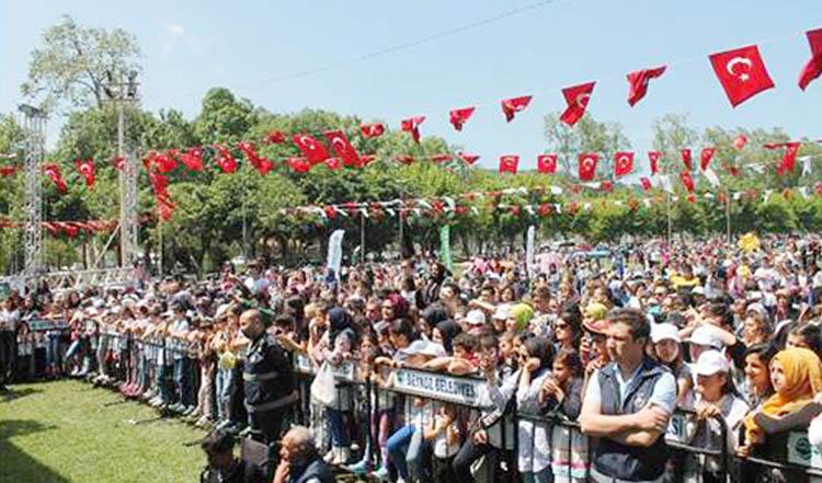Beykoz Belediyesinden öğrencilere çevre ödülü