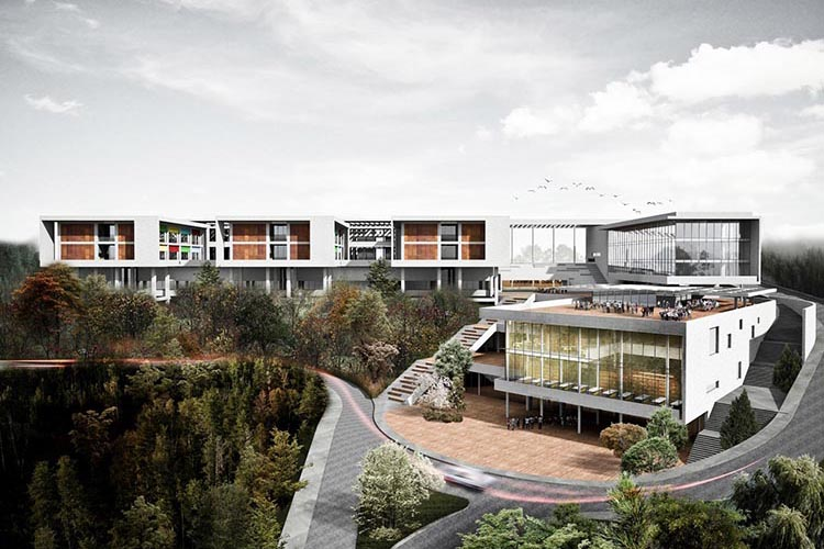 Beykoz Üniversitesi'nin planına bakanlık onayı