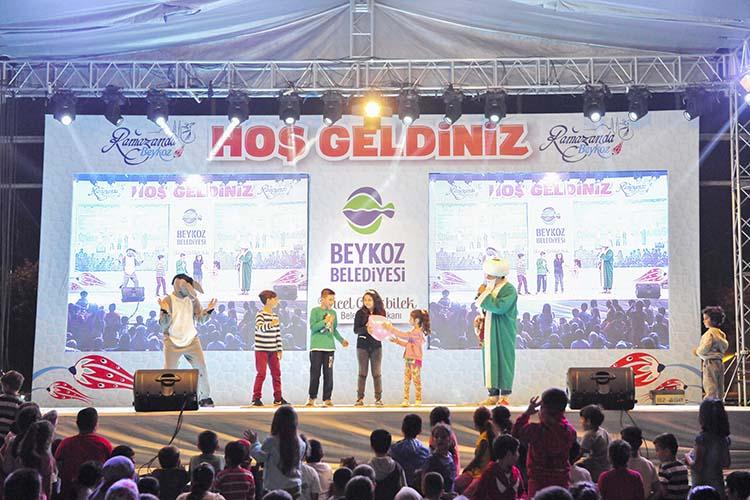 Beykoz'da 2017 Ramazan programında neler var?