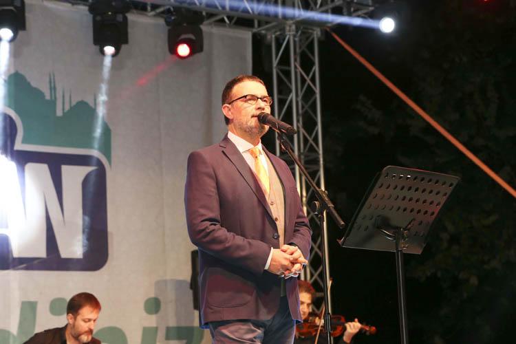 Beykozlular İbrahim Sadri ile şiire doydu