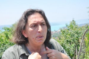 İBB Zabıtaları Beykoz'da çitlere eğildi