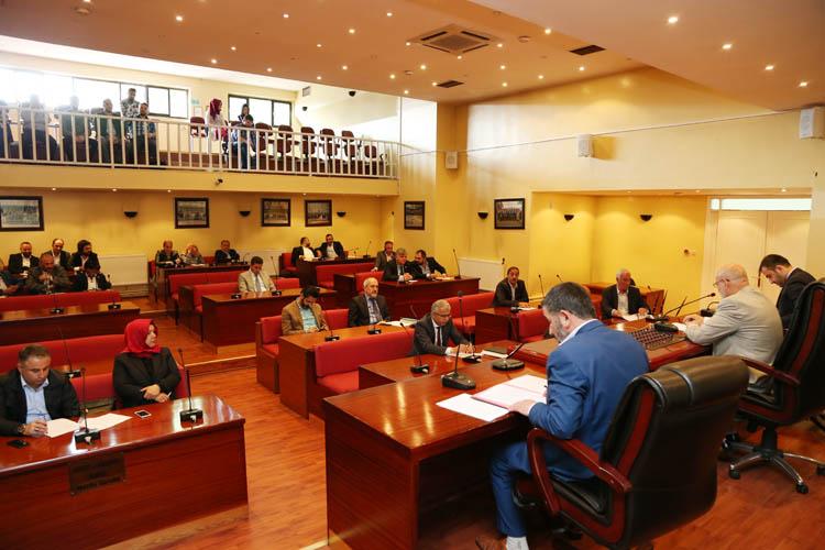 Beykoz Meclis salonu yıkılıp yeniden yapılacak