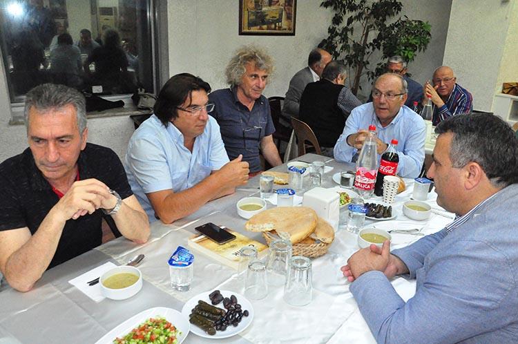 Beykoz Doğu Karadenizlilerin Can'lı iftarı