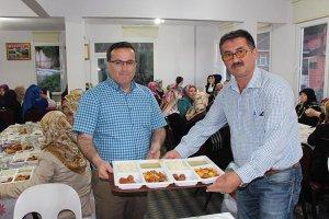 Beykoz Samsunlular Derneği iftar verdi