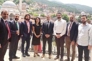 Beykoz'un gönül sofrası Prizren'de kuruldu