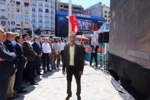 Beykoz'da 15 Temmuz Ödülü Servet Ertürk'ün