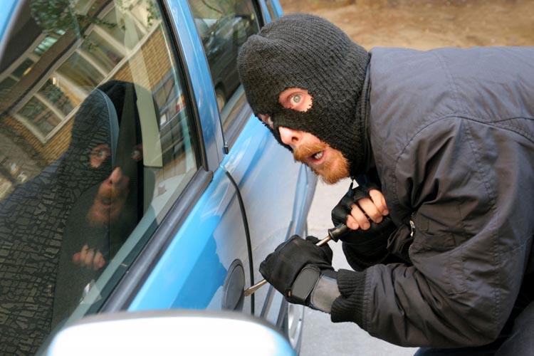 Beykoz'da hırsızlık talana dönüştü