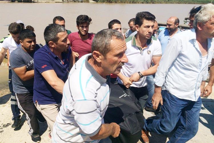 Beykoz'da Recep Çavlan'ın cansız bedenine ulaşıldı
