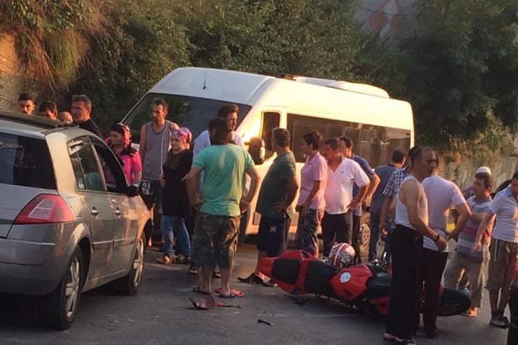 Beykoz Soğuksu'da son bir ayda 3. trafik kazası