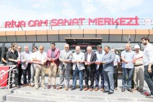 Beykoz'da cam-sanat hamleleri sürüyor