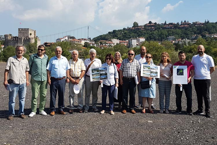 Beykoz'da Küçüksu Çayırı yeniden tartışma konusu