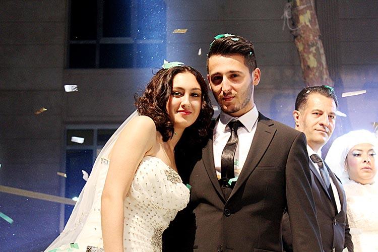 Beykoz'da toplu nikah heyecanı başlıyor