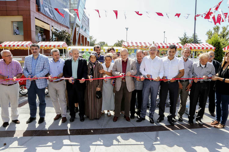 Beykoz'da eski mahkumlar simitçi oldu