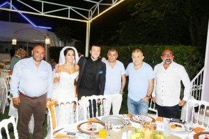 Beykoz'da Tüfekçi ailesinin görkemli düğünü