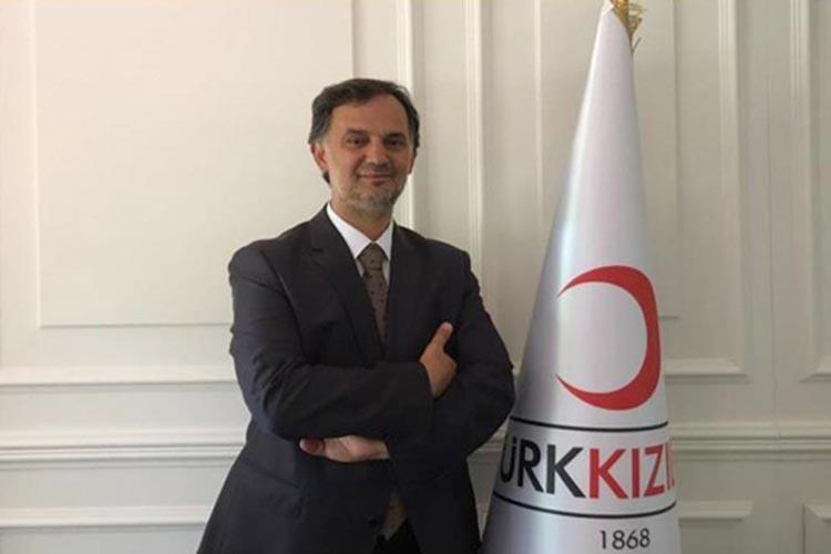 Kızılayın yeni Genel Müdürü Beykoz'dan