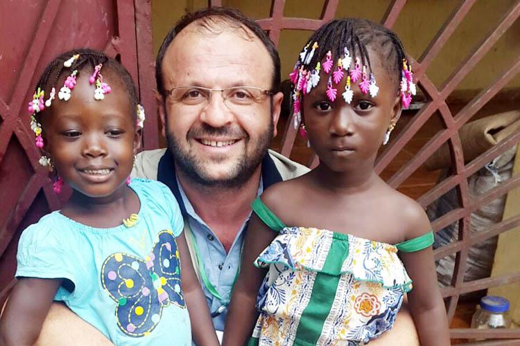 Beykoz, İHH aracılığıyla Gine'ye uzandı