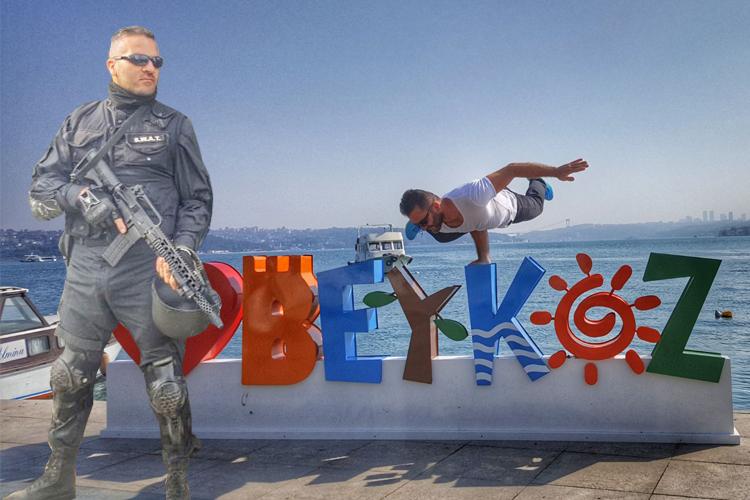 O tehlikeli adam aslında Beykoz'da