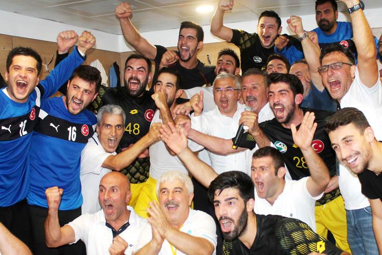 Beykoz Belediyespor, Avrupa'da tam 'gaz'