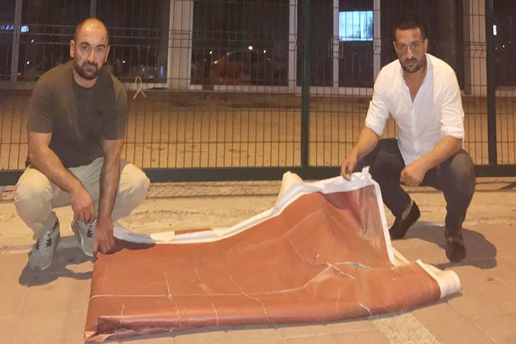 Beykoz'da Erdoğan severler harekete geçti