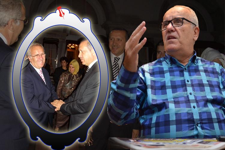 Beykoz'daki kurucu ruhu ve AK Parti'yi anlattı