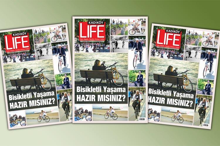 Kadıköy Life Dergisi Ekim ayında da dopdolu