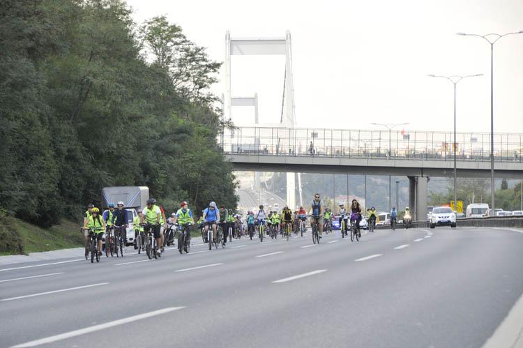 Avrupa Hareketlilik Haftası, Beykoz'dan geçti