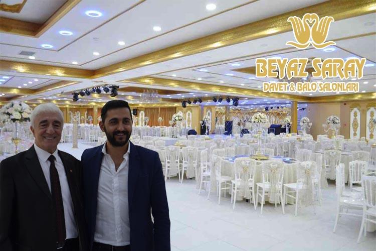 Beyaz Saray Beykoz'da Balo Salonlarını açtı