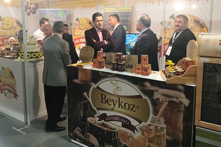 Beykozlular Dünya Arıcılık Kongresi'nde yer aldı