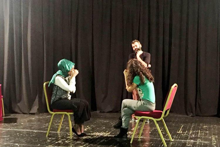 Beykoz Belediyesi tiyatro çalışmalarını başlattı
