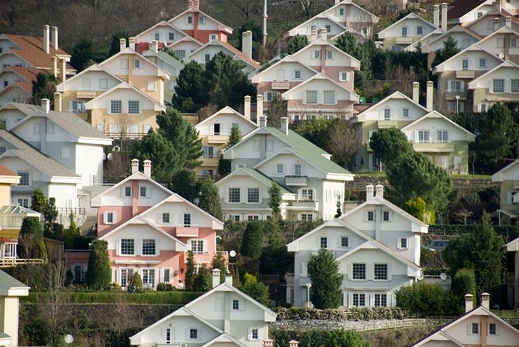 Beykoz Konakları'nda 20-30 villası var