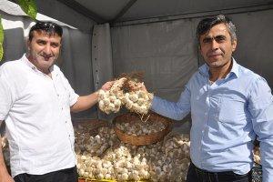 Beykoz Paşabahçe'de Kastamonu köy ürünleri