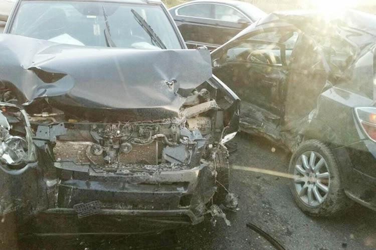 Beykoz'da düğün yolu kazası, bir ölü!