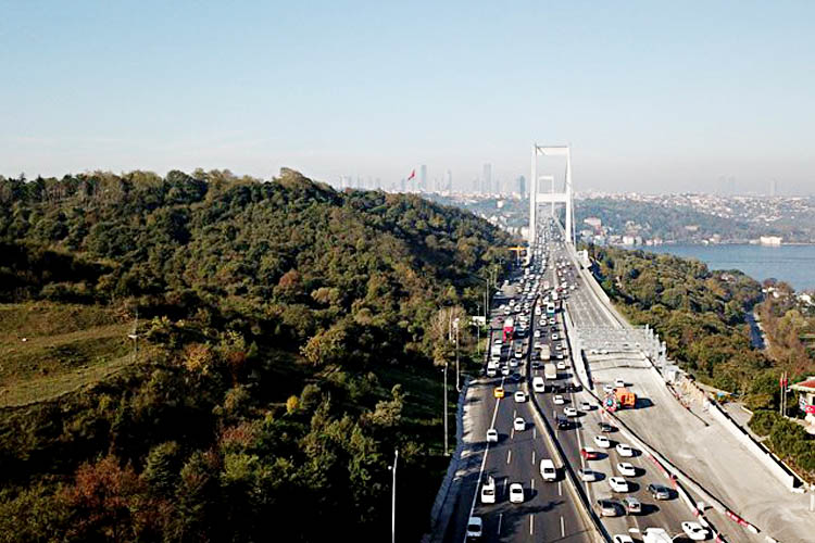 Beykoz'da trafik çilesi bugün yarın bitecek!