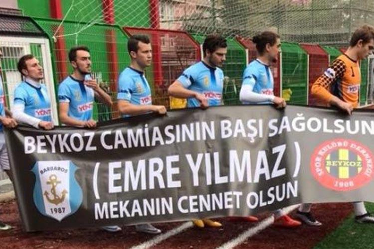 Beykoz 1908 AŞ, Barbaros'u geçemedi: 2 - 2