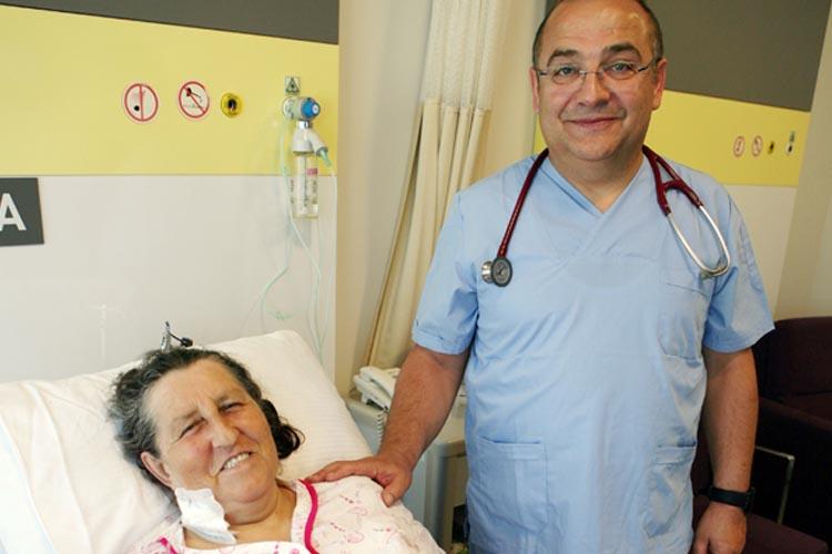 Dr. Mahmut Akyıldız artık Beykoz'da
