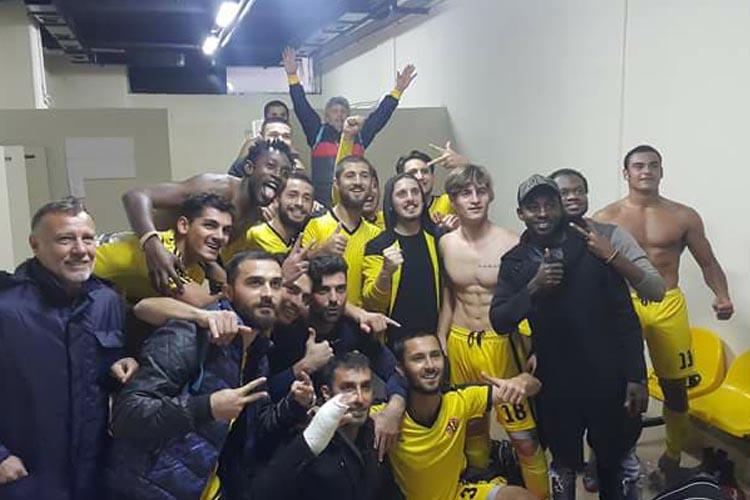 Beykoz'a tarafsız saha iyi geldi: 3 - 0