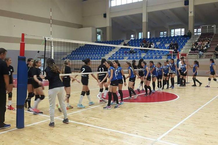 Beykoz Voleybol'da Vakıfbank'ı devirdi: 3 - 2
