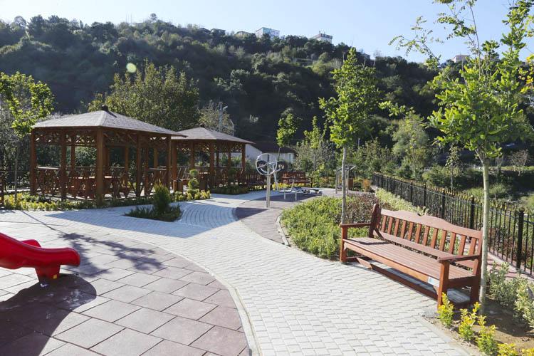 Beykoz'da çocuklar için üç park daha
