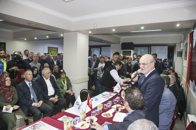 Başkan, halk meclisinde yine Beykoz'un karşısında