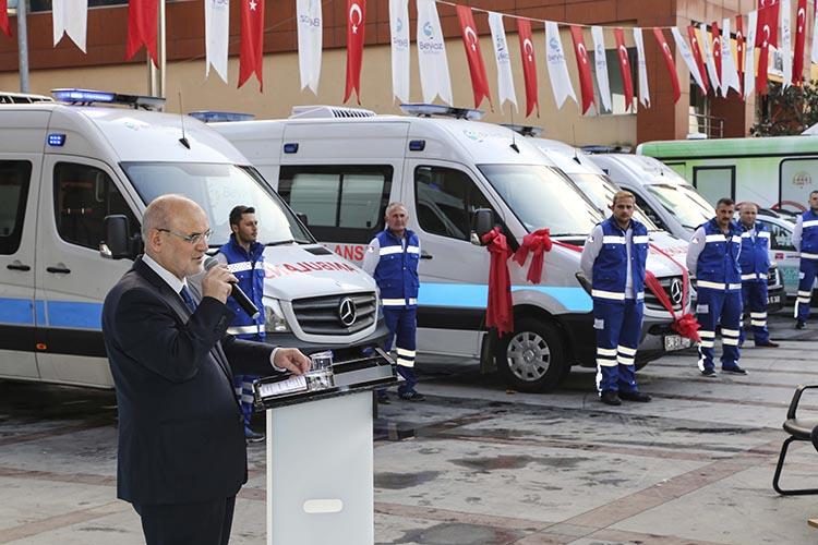 Beykoz Belediyesi'nden sağlık yatırımı