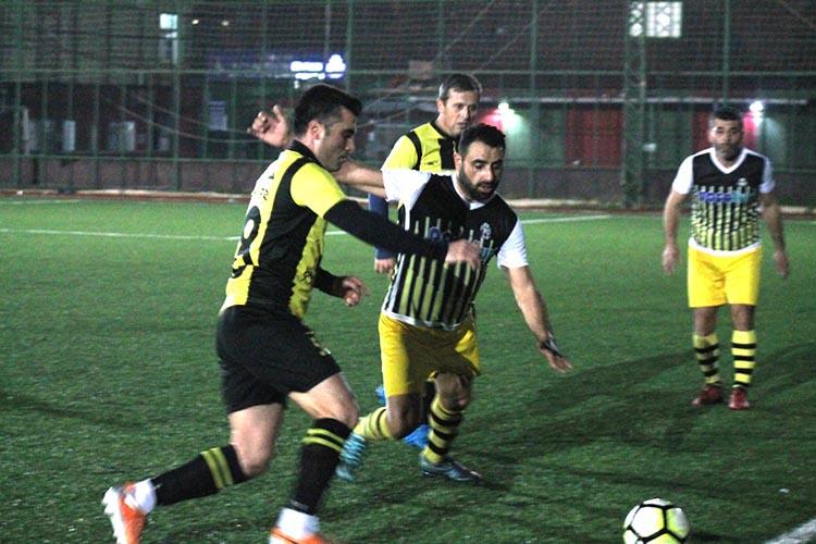 Beykoz Masterler Ataşehir'i 3 golle geçti