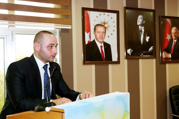 Beykoz Gençlik Meclisi Genel Kurulu Yapıldı